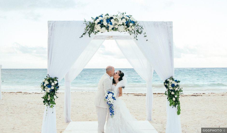 Michael and Linda's Wedding in Bavaro, Dominican Republic