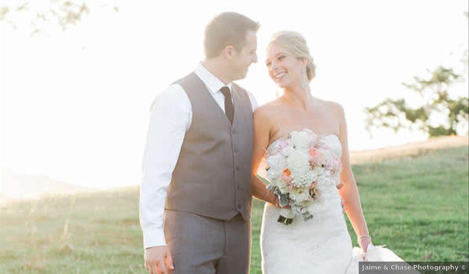 Denise and Josh's Wedding in Rancho Santa Margarita, California