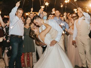 The wedding of Alexa and Henry 2