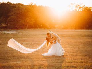 The wedding of Alexa and Henry