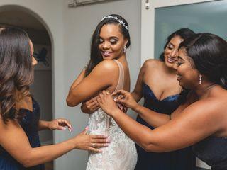 The wedding of Danica and Reggie 2