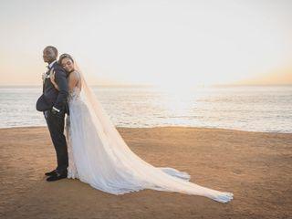 The wedding of Danica and Reggie