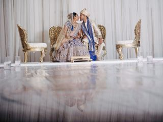 The wedding of Sapna and Pratik 1