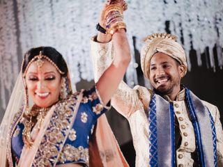 The wedding of Sapna and Pratik 3