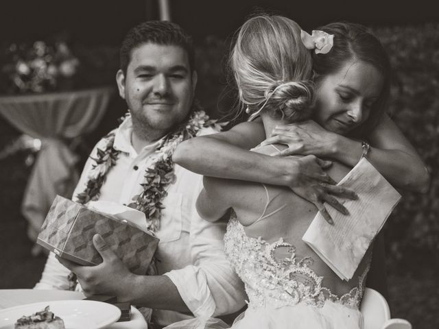 Marco and Ashley's Wedding in Princeville, Hawaii 2