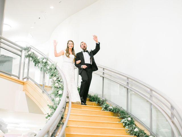 The wedding of Kaleigh and Blake