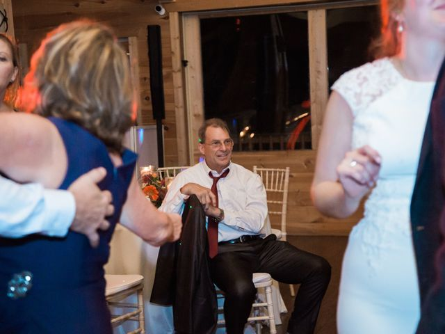 Shawn and Brittany's Wedding in Pigeon Forge, Tennessee 5