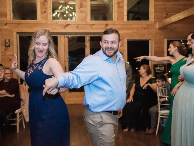 Shawn and Brittany's Wedding in Pigeon Forge, Tennessee 7