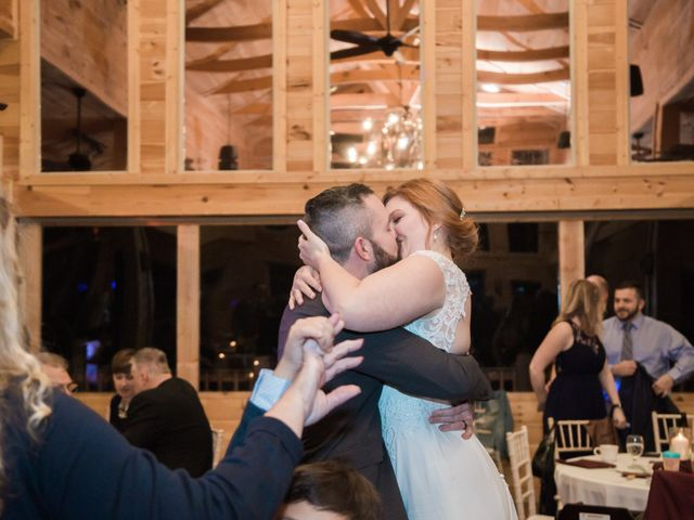 Shawn and Brittany's Wedding in Pigeon Forge, Tennessee 9