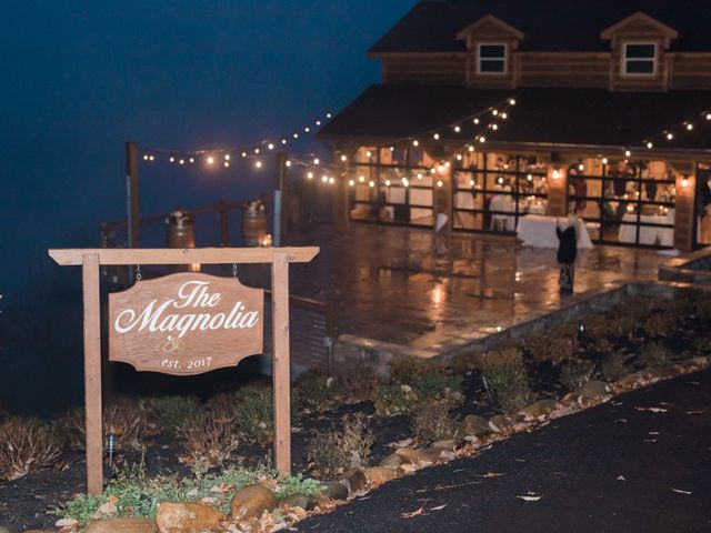 Shawn and Brittany's Wedding in Pigeon Forge, Tennessee 12