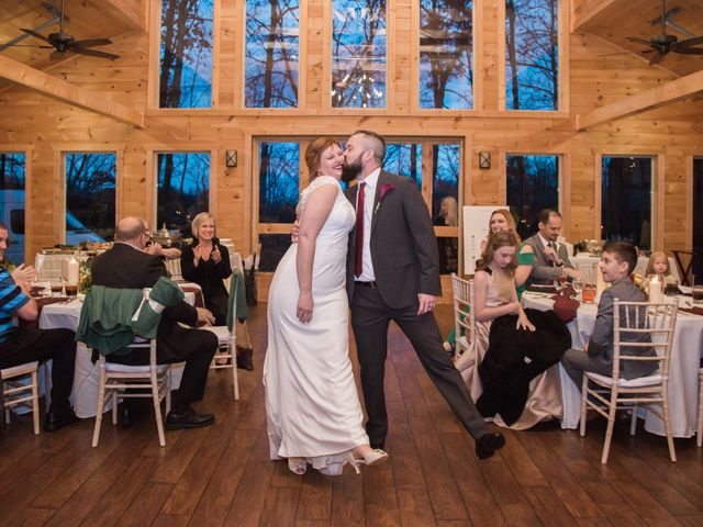 Shawn and Brittany's Wedding in Pigeon Forge, Tennessee 20