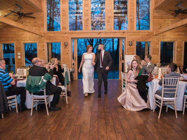 Shawn and Brittany's Wedding in Pigeon Forge, Tennessee 21