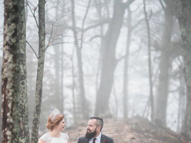 Shawn and Brittany's Wedding in Pigeon Forge, Tennessee 32