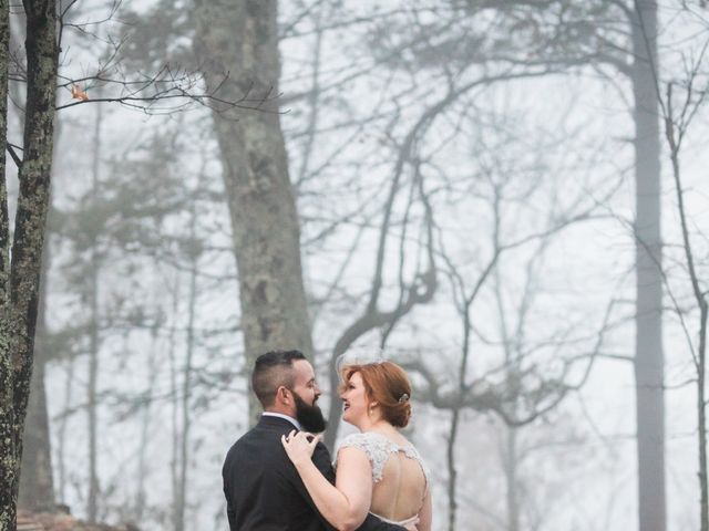 Shawn and Brittany's Wedding in Pigeon Forge, Tennessee 34