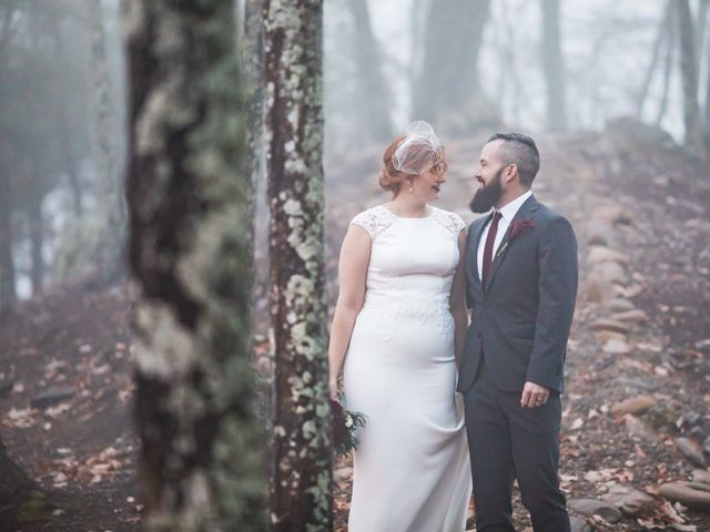 Shawn and Brittany's Wedding in Pigeon Forge, Tennessee 35