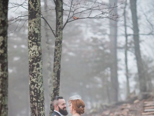 Shawn and Brittany's Wedding in Pigeon Forge, Tennessee 36