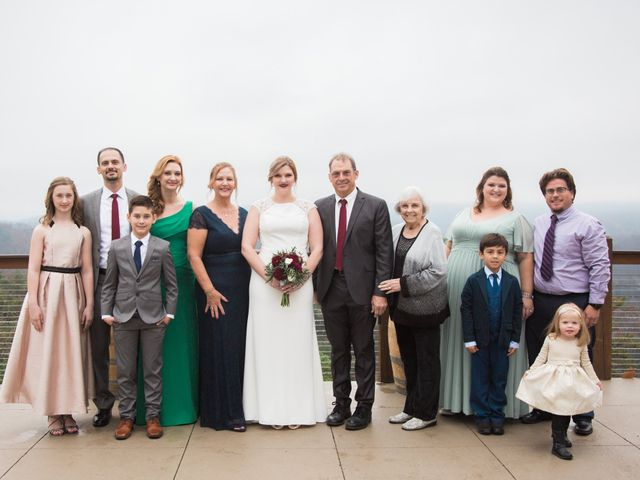 Shawn and Brittany's Wedding in Pigeon Forge, Tennessee 44
