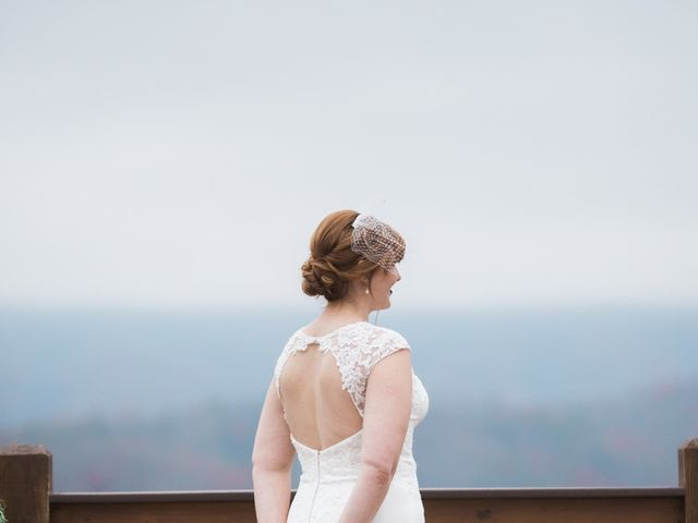 Shawn and Brittany's Wedding in Pigeon Forge, Tennessee 46
