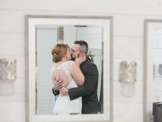 Shawn and Brittany's Wedding in Pigeon Forge, Tennessee 50