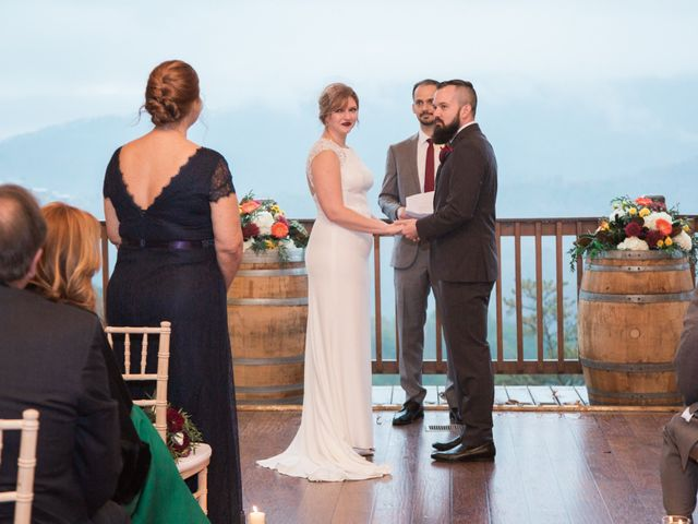 Shawn and Brittany's Wedding in Pigeon Forge, Tennessee 53