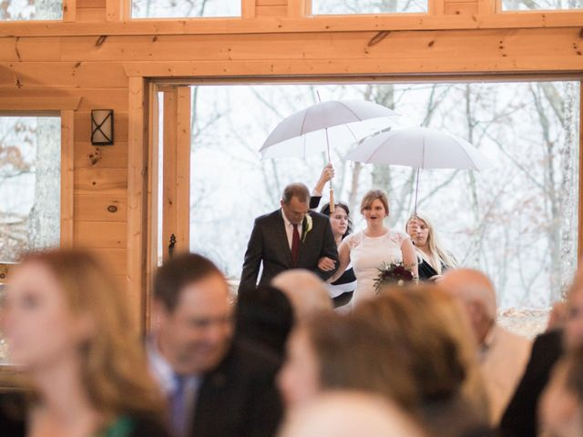 Shawn and Brittany's Wedding in Pigeon Forge, Tennessee 54