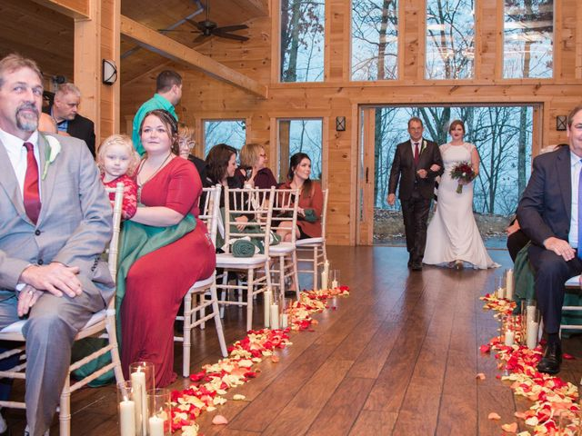 Shawn and Brittany's Wedding in Pigeon Forge, Tennessee 55