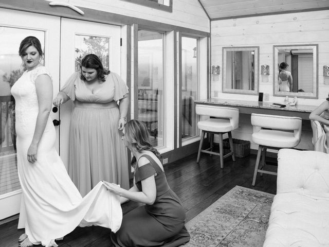 Shawn and Brittany's Wedding in Pigeon Forge, Tennessee 65