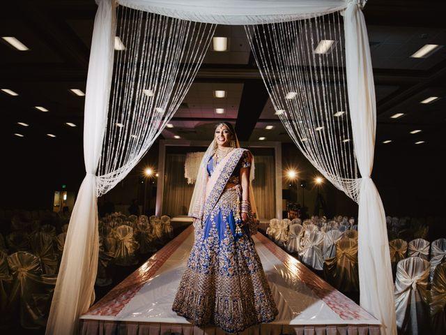 Pratik and Sapna's Wedding in Elko, Nevada 6