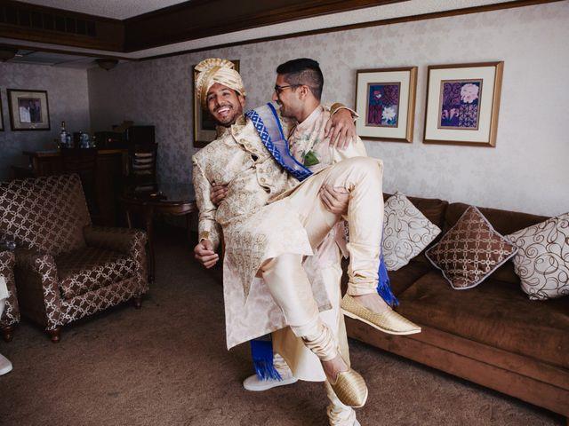 Pratik and Sapna's Wedding in Elko, Nevada 11