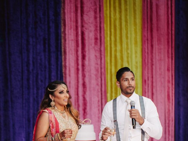 Pratik and Sapna's Wedding in Elko, Nevada 19