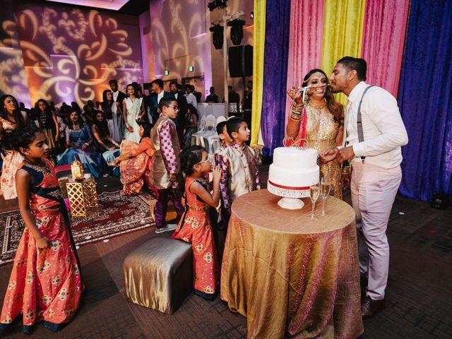 Pratik and Sapna's Wedding in Elko, Nevada 20