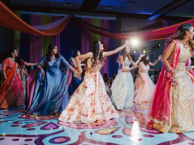 Pratik and Sapna's Wedding in Elko, Nevada 21