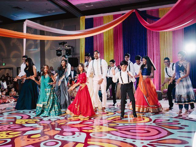 Pratik and Sapna's Wedding in Elko, Nevada 26