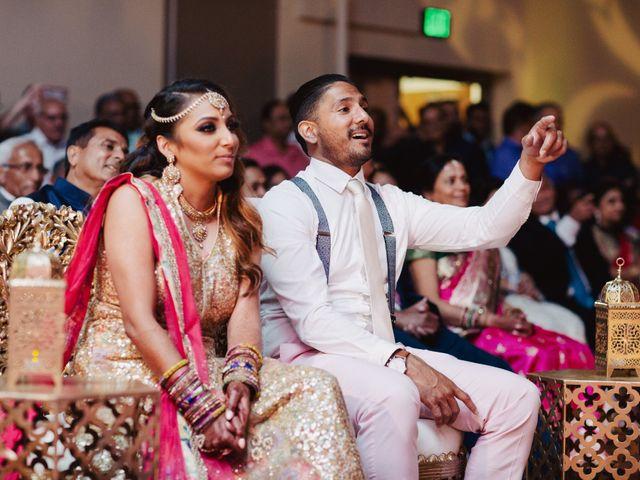 Pratik and Sapna's Wedding in Elko, Nevada 29