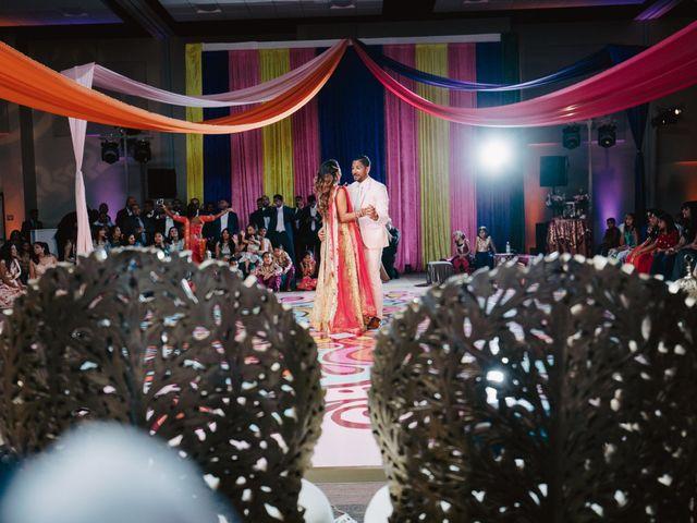 Pratik and Sapna's Wedding in Elko, Nevada 32