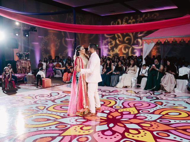 Pratik and Sapna's Wedding in Elko, Nevada 34