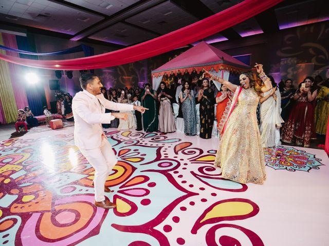 Pratik and Sapna's Wedding in Elko, Nevada 35