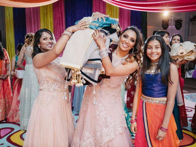Pratik and Sapna's Wedding in Elko, Nevada 39