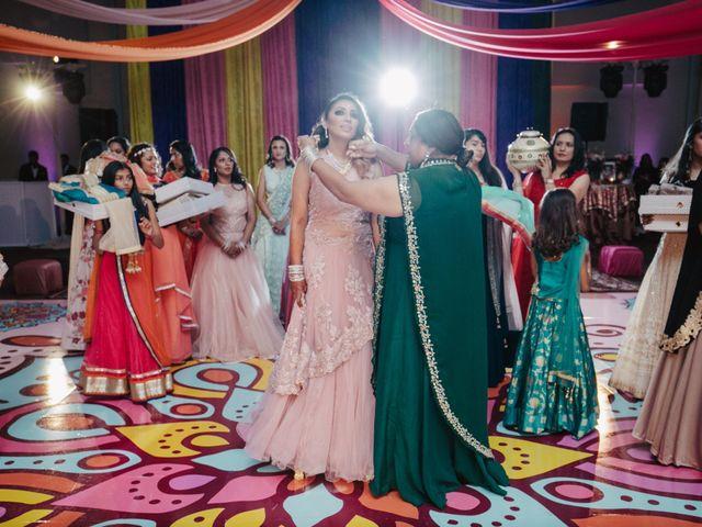 Pratik and Sapna's Wedding in Elko, Nevada 40