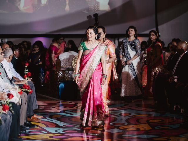 Pratik and Sapna's Wedding in Elko, Nevada 45