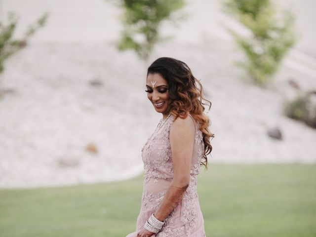 Pratik and Sapna's Wedding in Elko, Nevada 47
