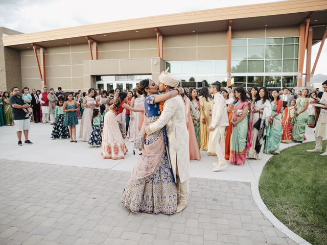 Pratik and Sapna's Wedding in Elko, Nevada 55