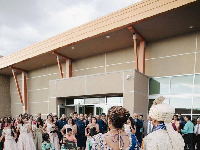 Pratik and Sapna's Wedding in Elko, Nevada 57