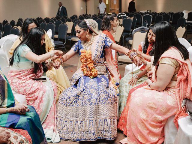 Pratik and Sapna's Wedding in Elko, Nevada 58