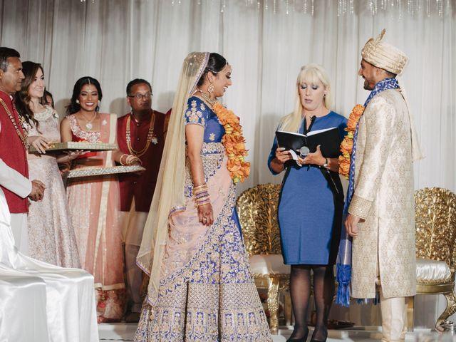 Pratik and Sapna's Wedding in Elko, Nevada 61