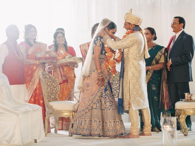 Pratik and Sapna's Wedding in Elko, Nevada 62