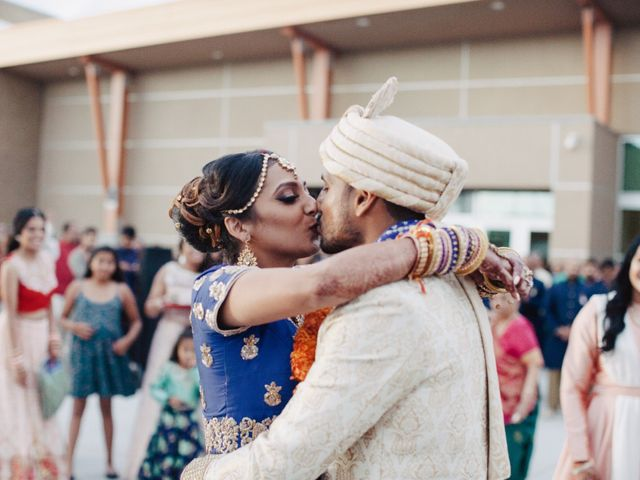 Pratik and Sapna's Wedding in Elko, Nevada 66