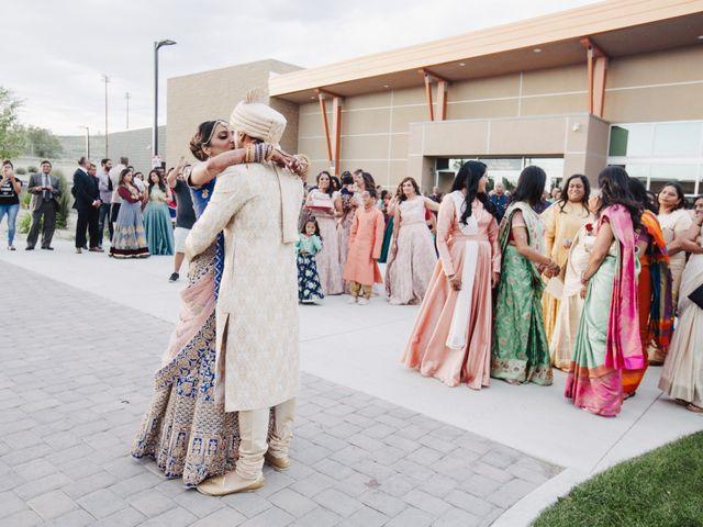 Pratik and Sapna's Wedding in Elko, Nevada 67