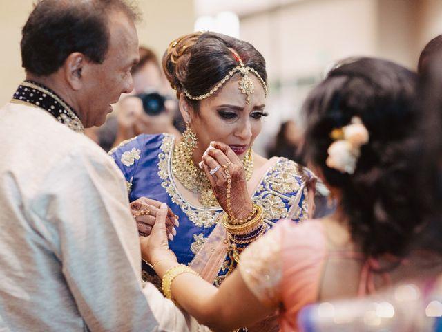 Pratik and Sapna's Wedding in Elko, Nevada 68