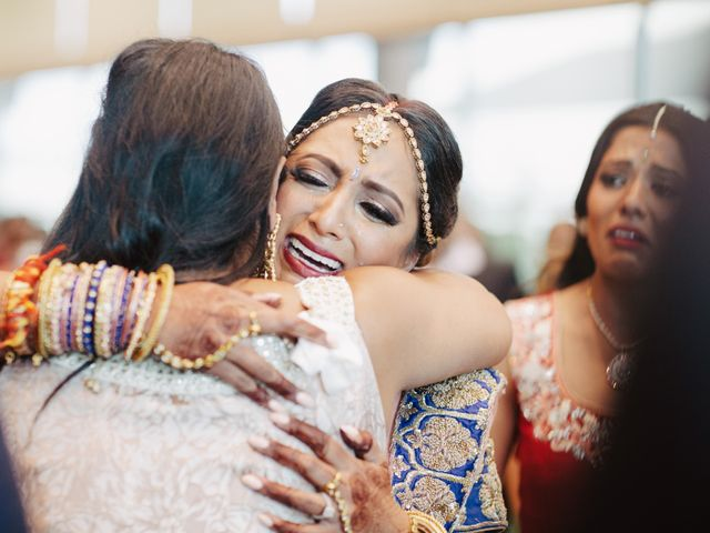 Pratik and Sapna's Wedding in Elko, Nevada 69